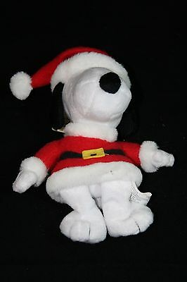 "Hallmark Peanuts Snoopy Plush 6"" Doll with Tags"