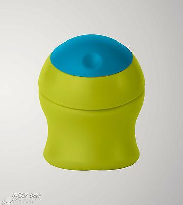 Boon MUNCH Snack Container - Blue-Green