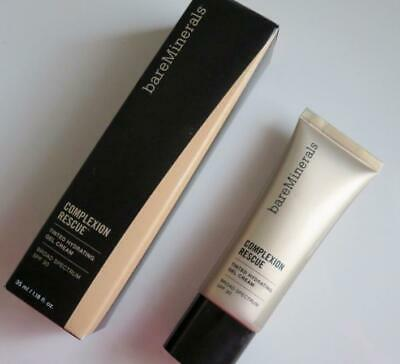 bareMinerals Complexion Rescue Tinted Hydrating Gel Cream SPF30 -CHOOSE COLOR