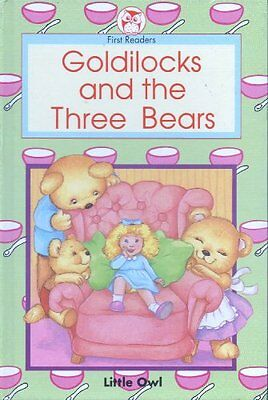Goldilocks and the Three Bears (Little Owl First Readers) By Clare Humphreys-Ca