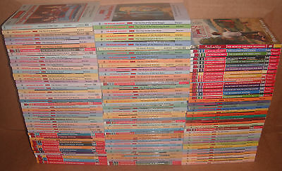 Lot of 128 The Boxcar Children Books by Gertrude Chandler Warner NEW