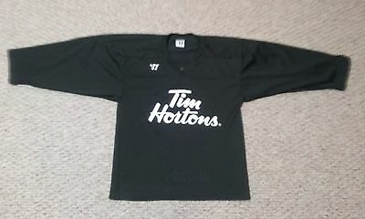 TIM HORTONS TIMBITS Authentic Warrior Lacrosse/Hockey Jersey-Youth L/XL
