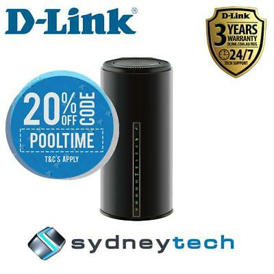 New D-Link DSL-2890AL Dual Band AC1750 Cloud Modem Router