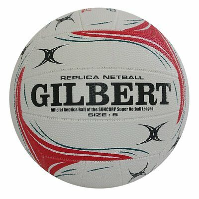 Gilbert Super Netball Replica Size 5