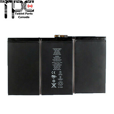 Replacement Battery For iPad 2 2nd Generation A1376/95/96/97 616-0561 6500mAh