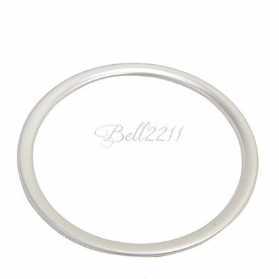 For Kia Sportage 2016 2017 Interior Car Steering Wheel Moulding Ring Cover 1PC