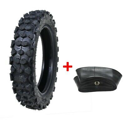 80/100-10 3.00-10 Tyre Tire and Inner Tube for Pit Dirt Bike CRF50 TTR SSR sa02