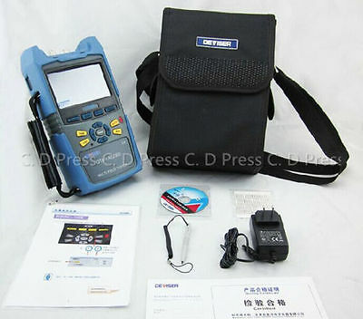 New AE2300H Otdr Multi  Fiber Optics Field Tester 1310/1550nm 36/24dB