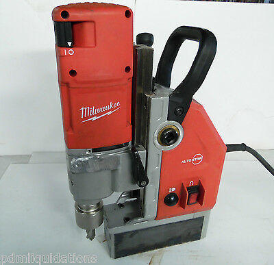 """Milwaukee 4272-21 1-5/8"""" Electromagnetic Drill Press"""