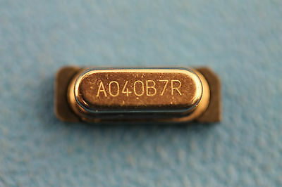 Crystal 4.000Mhz Smd One Reel Of 976 Pcs. Absm3A-4.000Mhz