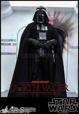 STAR WARS Darth Vader Sixth Scale Figure Hot Toys MMS Episode IV A New Hope