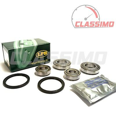 Front Wheel Bearing Kit Pair for ROVER P6 - 2000 2200 & 3500 V8 - 1963 to 1977
