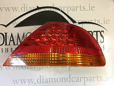 2004 Bmw 7 Series E65 Right Rear Tail Light Lamp 63.21 8379688