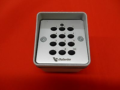 RD10GOK wireless Keypad for Roller Garage Door Unit RD10X Range