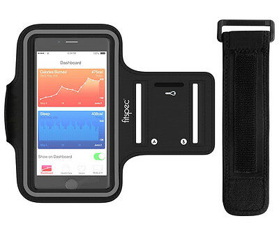 Fitspec iPhone 6 6s 7 Armband For Running Sport Fitness Gym Jogging Case