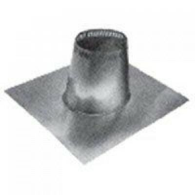 "Selkirk 8"" Tall Flat Roof Flashing"