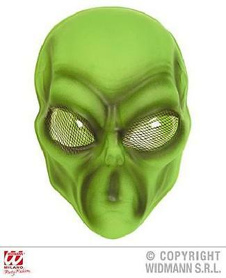 Pvc Alien Mask Mask Masquerade Disguise Accessory for Space And Science Fiction