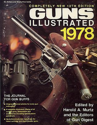 Collector Book Guns Illustrated 10th Edition 1978