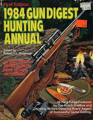 Collector Book Gun Digest Hunting Annual