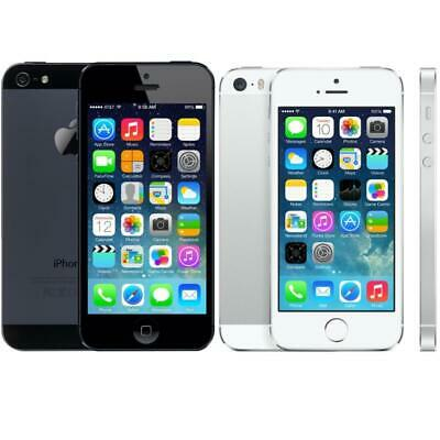 Apple iPhone 5 - 16GB, 32GB, 64GB - Factory Unlocked Cricket / AT&T / T-Mobile