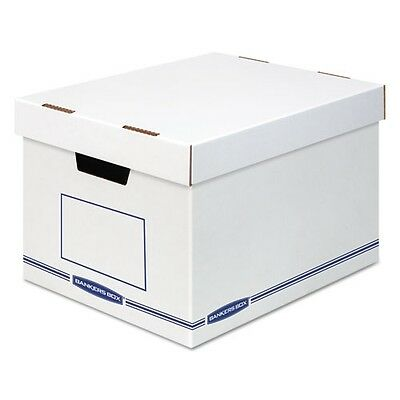 Bankers Box Organizer Storage Boxes - 4662401