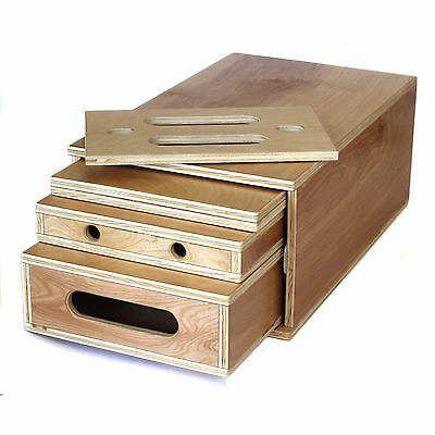 New Nested All-In-One Apple Boxes / Box For Studio Film Grip Highest Quality
