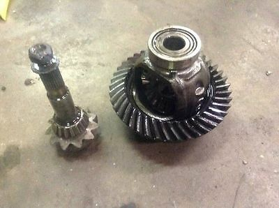 99-01 Ford F250 F350 00-05 Excursion 3.73 Front Axle Ring Gear Gears Pinion