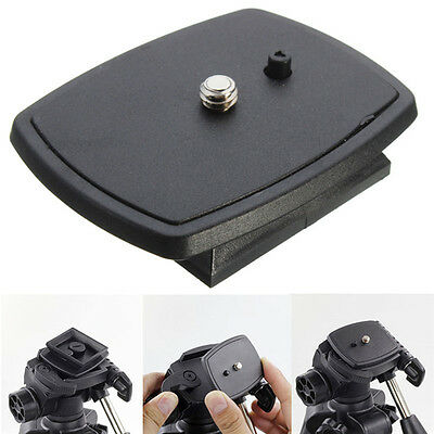 Tripod Quick Release Plate Mount Screw Adapter Head fits DSLR SLR Digital