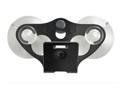 Cobra Radar Detector Windshield Mount Bracket w/Clear Suction Cups 545-159-N-001