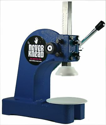 NAVY BLUE NEW POLYMER CLAY KNEADER MACHINE - EASY * FAST NEVERknead FIMO Pavelka