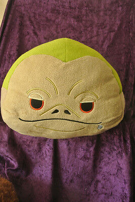 New US Disney Store Star Wars Jabba The Hut Tsum Tsum Plush Large 19 Inches