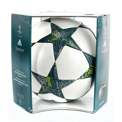 Adidas UEFA Champions League Finale 16 Official Match Ball Soccer AP0374 NEW!