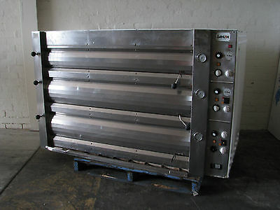 3 Deck Electric Oven - Dahlen