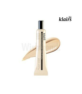 KLAIRS Illuminating Supple Blemish Cream Korean BB Cream Natural base makeup