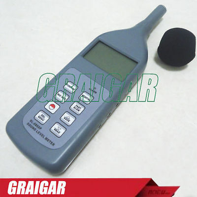 Sound Level Meter SL-5868S test the sound level noise Decibel Monitor Tester