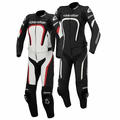 Alpinestars Stella Motegi 2PC Lederkombi Ladies 2015