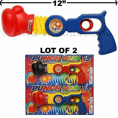 Robot Punch Hand Pick Up Claw Grabber Novelty Imaginarium Lot Of 2