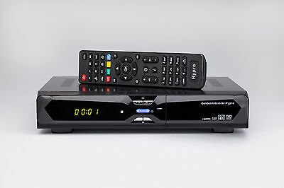 Golden Interstar Hypro 4K UHD Combo Receiver H.265