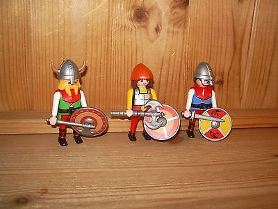 Playmobil 3 Wickinger ( 00291)