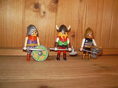 Playmobil 3 Wickinger ( 00292)