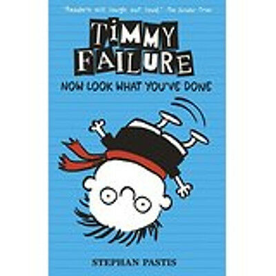 Timmy Failure: Now Look What You've Done, New, Pastis, Stephan Book