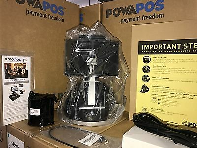POWAPOS T25 All in One Tablet Stand w/ Printer PU-T25-000-US-01 NEW SEALED!!!