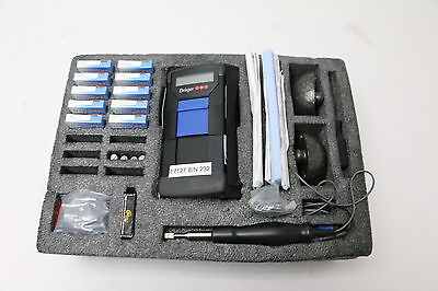 Drager CMS Permissible Gas Analyzer Unit P/N: 6405300 Fully Operational