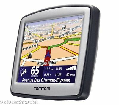 "TomTom One 3.5"" Sat Nav with UK and Ireland Maps"
