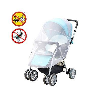 KIMYO Full Cover Baby Mosquito Net for Strollers Portable Durable & long last...
