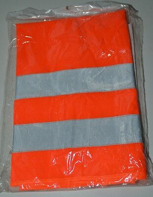 Warning Vest Orange EN471/94 XXL