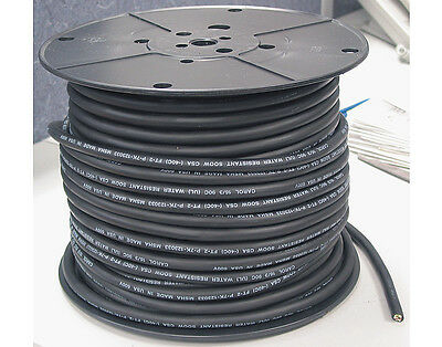50' CABLE CORD SOOW 10/4 600V portable cord, 10 AWG conductor