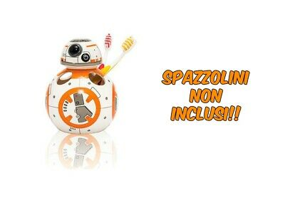 Star Wars Episode VII Portaspazzolino BB-8 in ceramica