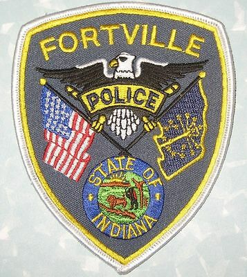 Fortville Police Patch - Indiana