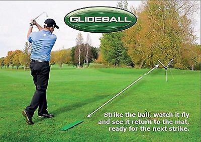 Golf Swing Training Aid to improve your swing Glideball Equipment